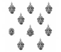 Death Guard Legion Upgrade Set - Heads