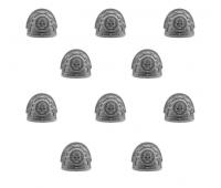 Death Guard Legion MKIII Shoulder Pads