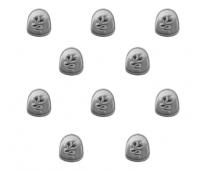 Alpha Legion MKIV Shoulder Pads
