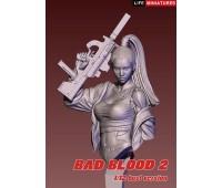 BAD BLOOD 2 (bust version)