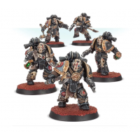 Space Wolves Legion Deathsworn Pack