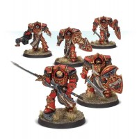 Blood Angels Crimson Paladins