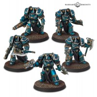 Alpha Legion Lernaean Terminators