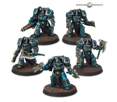Alpha Legion Lernaean Terminators