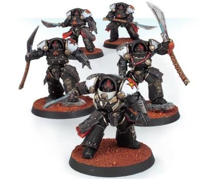 White Scars Legion Ebon Keshig Terminators