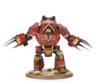 Blood Angels Legion Contemptor-Incaendius Class Dreadnought