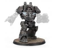 Iron Hands Legion Contemptor Dreadnought