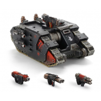 Space Marine Legion Sabre Strike Tank Hull