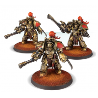 Aquilon Terminators with Infernus Firepikes