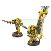 Imperial Fists Legion Command