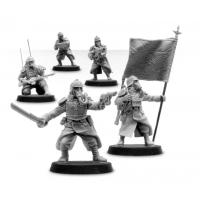 Death Korps of Krieg Command Squad