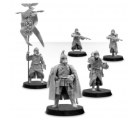 Death Korps of Krieg Command HQ Squad