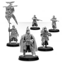 Death Korps of Krieg Command HQ Squad