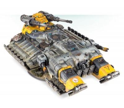 Astraeus Super-heavy Tank
