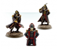 Death Korps of Krieg Commissar Set