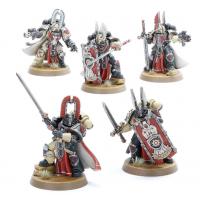 Dark Angels Legion Deathwing Companions