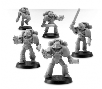 Legion MKIV Despoiler Squad