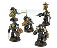 Imperial Fists Legion Templar Brethren