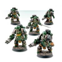 Salamanders Legion Pyroclasts