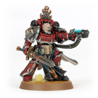 Word Bearers Legion Praetor
