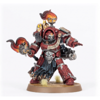 Word Bearers Legion Terminator Praetor