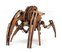 Necron Seraptek Heavy Construct Body