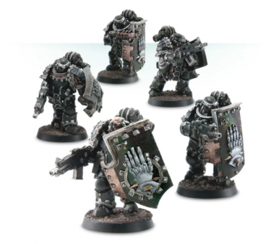 Iron Hands Medusan Immortals