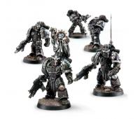 Iron Hands Legion MKIII Squad