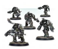 Iron Hands Legion Gorgon Terminators