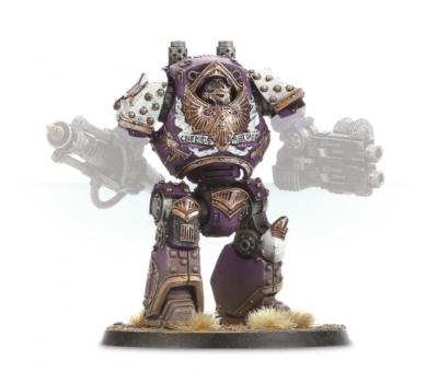 Emperor's Children Legion Contemptor Dreadnought