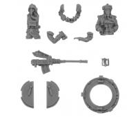 Death Korps of Krieg Tank Commander Set