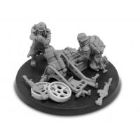 Death Korps of Krieg Mortar Team