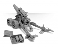 Heavy Artillery Carriage with Medusa Siege Gun