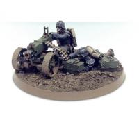 Death Korps of Krieg Heavy Bolter Team