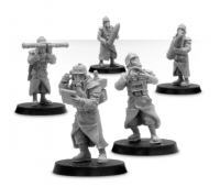 Death Korps of Krieg Heavy Artillery Crew