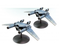 Remora Drone Stealth Fighters