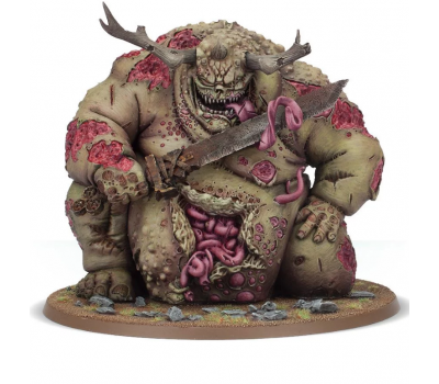 Great Unclean One - Greater Daemon of Nurgle