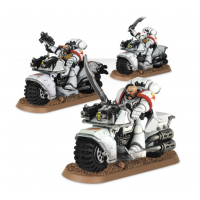 White Scars Bike Squad Upgrade Pack
