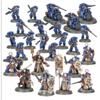 Indomitus Space Marines