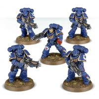 PRIMARIS SPACE MARINE INTERCESSOR SQUAD