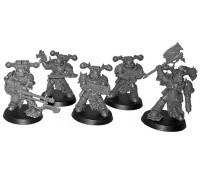 Chaos Space Marines (Shadowspear) #1