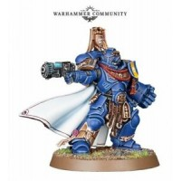 Primaris Captain Power Fist