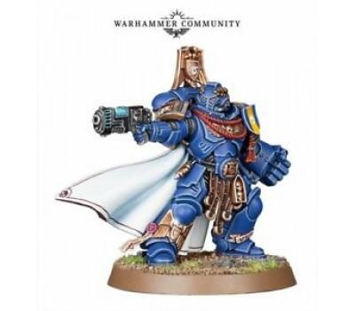 Primaris Captain Power Fist