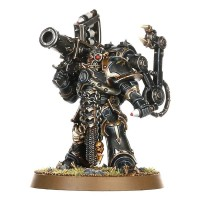 Chaos Space Marines Havocs - With Missile Launcher Or Lascannon