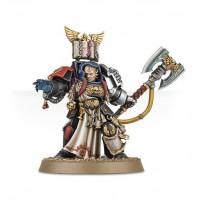 Deathwatch Librarian in Terminator Armour