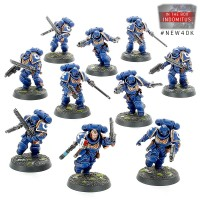 Assault Intercessors Squad
