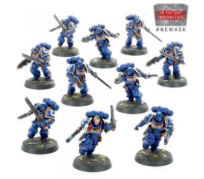 Assault Intercessors Squad