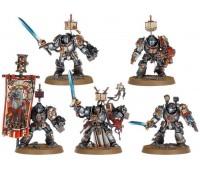 Grey Knights Paladin Squad