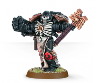 Chaplain with Crozius & Power Fist