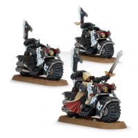 Ravenwing Bike Squadron